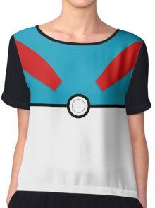 Pokemon - Megaball Chiffon Top
