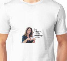 RHONDA FROM UTOPIA - KITTY FLANAGAN Unisex T-Shirt