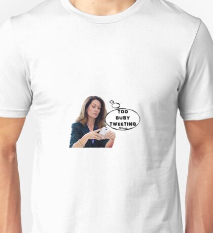 RHONDA FROM UTOPIA - KITTY FLANAGAN Unisex T-Shirt