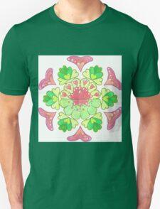 Lotus Heart Chakra Unisex T-Shirt