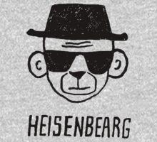 Heisenbearg by Steve Gelder