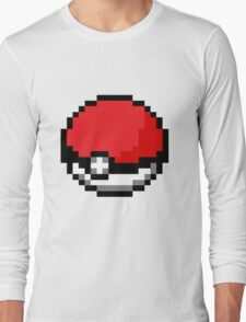 POKE BALL  Long Sleeve T-Shirt