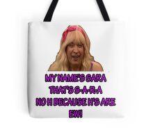 Jimmy Fallon  Ew! Tote Bag