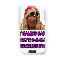 Jimmy Fallon  Ew! Samsung Galaxy Case/Skin
