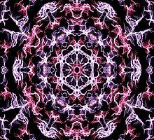 kaleidoscope silk design 2 by chloemease