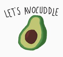 let's avocuddle Baby Tee