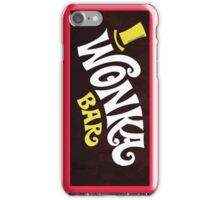 Wonka! iPhone Case/Skin
