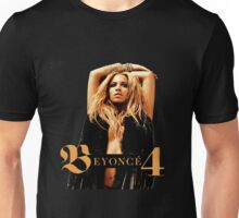 beyonce 4 album cover 2011 - KLUWER Unisex T-Shirt