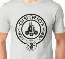 The Hunger Games - District 3 Technology Unisex T-Shirt