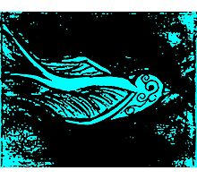 Sparrow edit Photographic Print