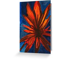 Fireflower Greeting Card