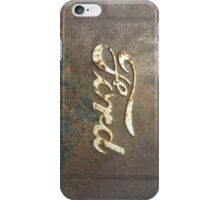 Rusty Ford iPhone Case/Skin