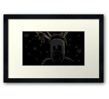 NI Framed Print