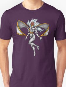 X-MEN Storm 90's White Costume Unisex T-Shirt
