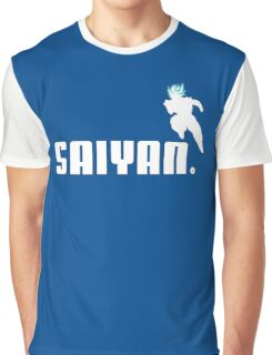 Super Saiyan God Goku Graphic T-Shirt