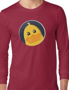 Happy Duck Long Sleeve T-Shirt
