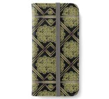 Stone Mystic Symbol Pattern iPhone Wallet/Case/Skin