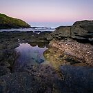 Rockpool and Afterglow by Alex Fricke
