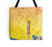Mary and Paul Paul and Mary 12 Tote Bag