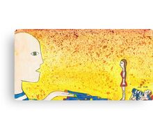 Mary and Paul Paul and Mary 12 Canvas Print