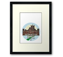 Downton Abbey - Castle Framed Print