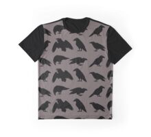 Bird Brains Graphic T-Shirt