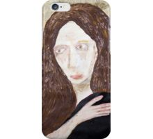 Miss June 1918 iPhone Case/Skin