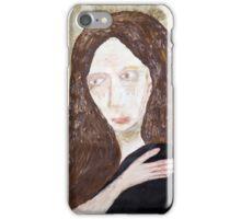 Miss June 1918 iPhone Case/Skin