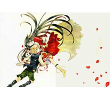 pandora heart Photographic Print