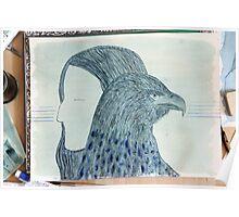Totemic Animal - SoJie 12 Workshop - WIP 5 (a) Poster