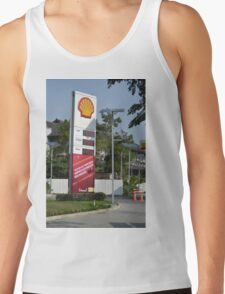 shell gas station Tank Top