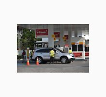 shell gas station Unisex T-Shirt