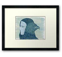 Totemic Animal Framed Print