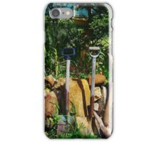Downed Tools iPhone Case/Skin