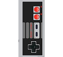 Nes joypad Photographic Print