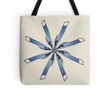 Tallinn Flower 7 Tote Bag