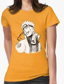 //Naruto x Jiraya's Style// Womens Fitted T-Shirt