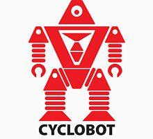 CYCLOBOT (red) Unisex T-Shirt