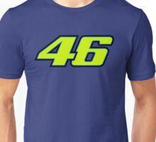 Valentino Rossi Moto GP 2016 - Yamaha VR46 2016 Unisex T-Shirt