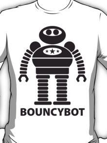 BOUNCYBOT (black) T-Shirt