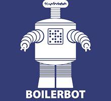 BOILERBOT (white) Unisex T-Shirt