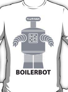 BOILERBOT (grey) T-Shirt