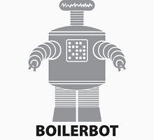 BOILERBOT (grey) Unisex T-Shirt