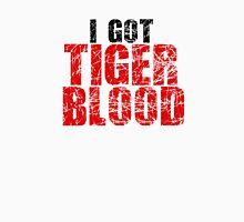 Tiger Blood Charlie Sheen Crazy Funny Quote Random Badass Unisex T-Shirt