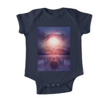 The Space Between Dreams and Reality Kids Clothes