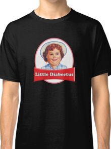 Little Diabeetus (little Debbie) 'lil debbie logo parody Classic T-Shirt