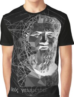 Plato Dark Graphic T-Shirt