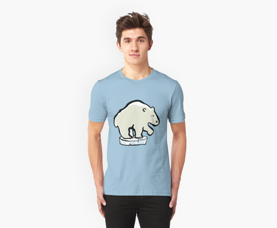 polar bear by greendeer