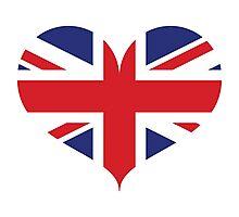 British Love Photographic Print