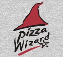 Pizza Wizard Kids Tee